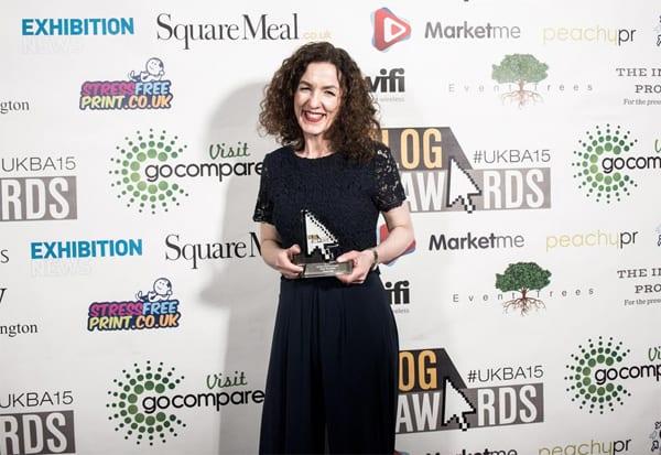 Rona-Wheeldon-Flowerona-UK-Blog-Awards-2015-1