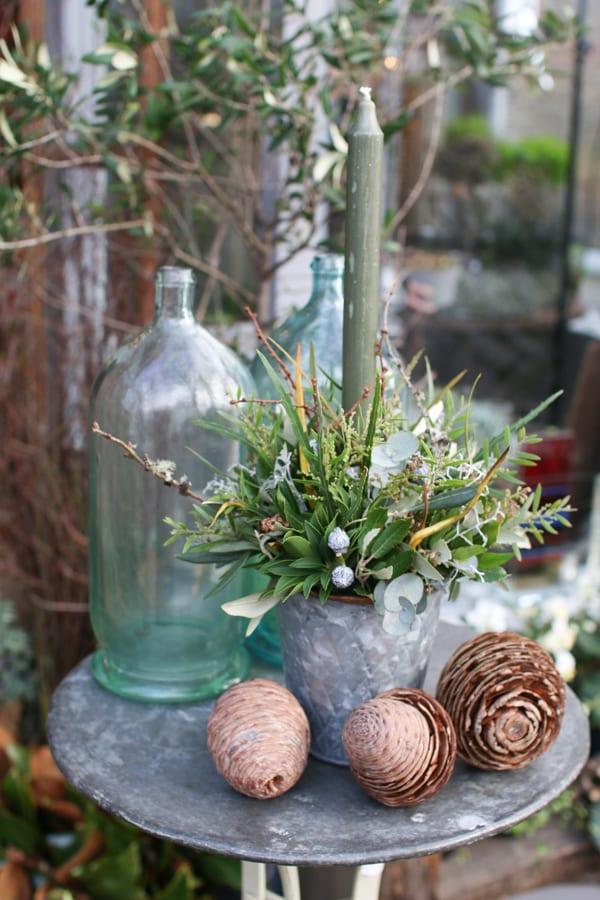 Zita Elze Florist Shop Christmas 2015 Flowerona-10
