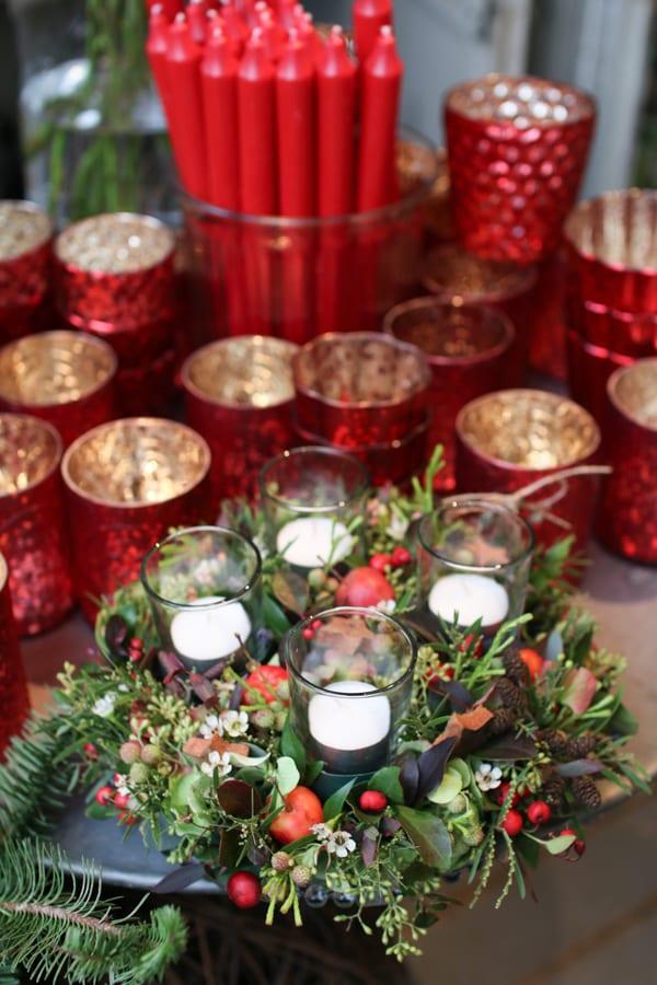 Zita Elze Florist Shop Christmas 2015 Flowerona-14