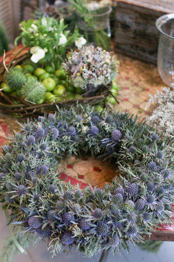 Zita Elze Florist Shop Christmas 2015 Flowerona-17