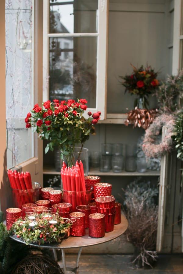 Zita Elze Florist Shop Christmas 2015 Flowerona-21