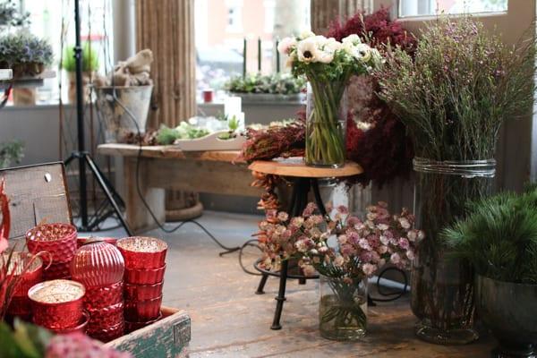 Zita Elze Florist Shop Christmas 2015 Flowerona-23