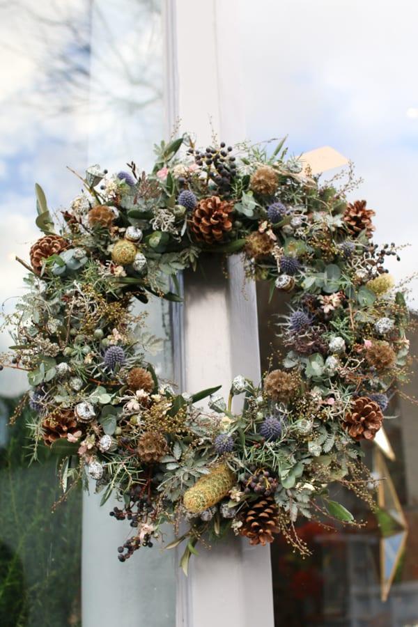 Zita Elze Florist Shop Christmas 2015 Flowerona-3