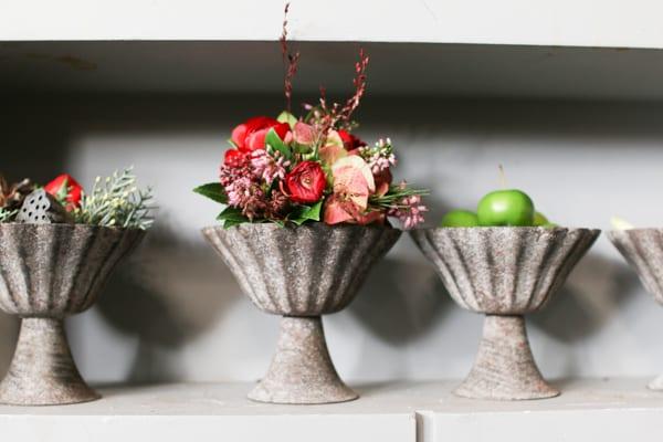Zita Elze Florist Shop Christmas 2015 Flowerona-31