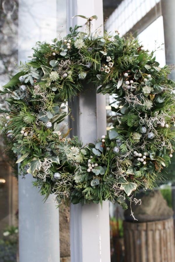 Zita Elze Florist Shop Christmas 2015 Flowerona-4