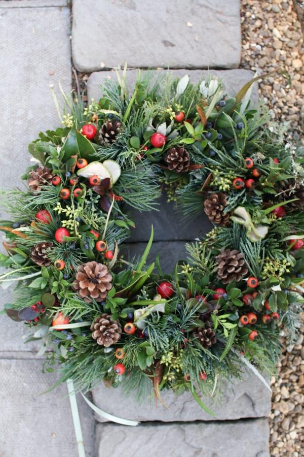 Zita Elze Florist Shop Christmas 2015 Flowerona-5