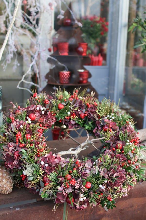 Zita Elze Florist Shop Christmas 2015 Flowerona-6