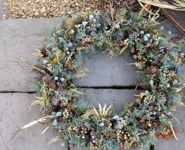 Florist Friday : Visiting Zita Elze's beautiful shop in Kew – Christmas 2015