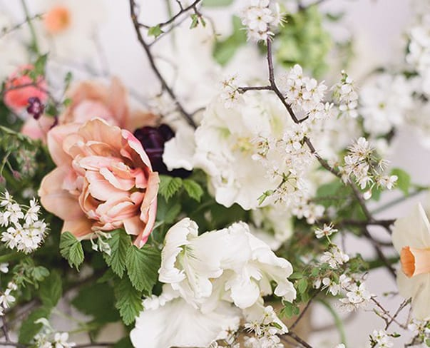 Flowerona Links : With Christmas wreaths, hyacinths & a highland wedding…