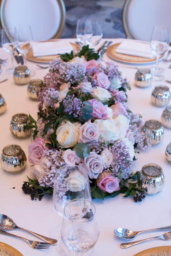 Laura Kuy The Shard Shangri La Hotel London Wedding Flowers Flowerona-11