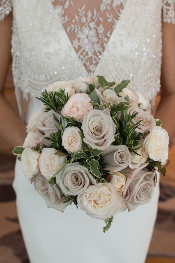 Laura Kuy The Shard Shangri La Hotel London Wedding Flowers Flowerona-17