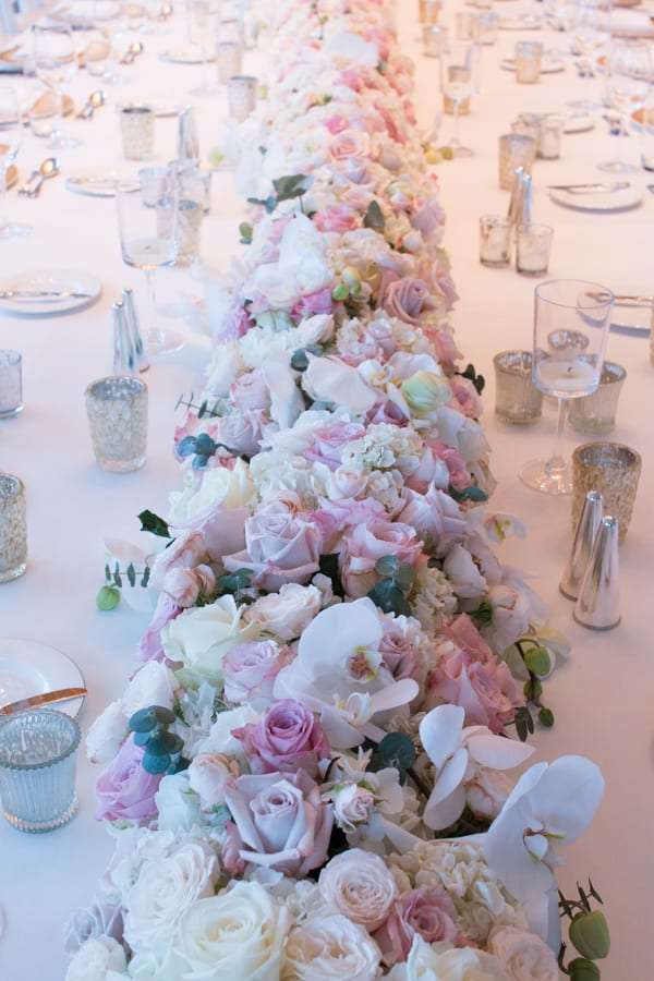 Laura Kuy The Shard Shangri La Hotel London Wedding Flowers Flowerona-7