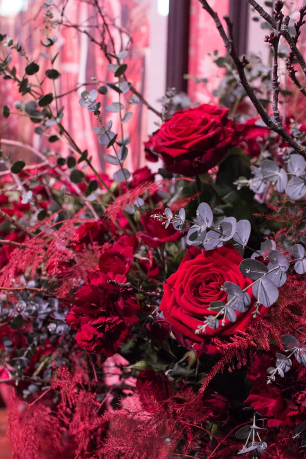 Zita Elze The Dorchester Aashni & Co Wedding Show 2016 Flowerona -40