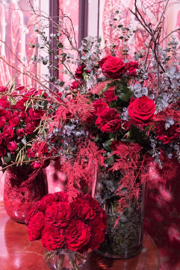 Zita Elze The Dorchester Aashni & Co Wedding Show 2016 Flowerona -42