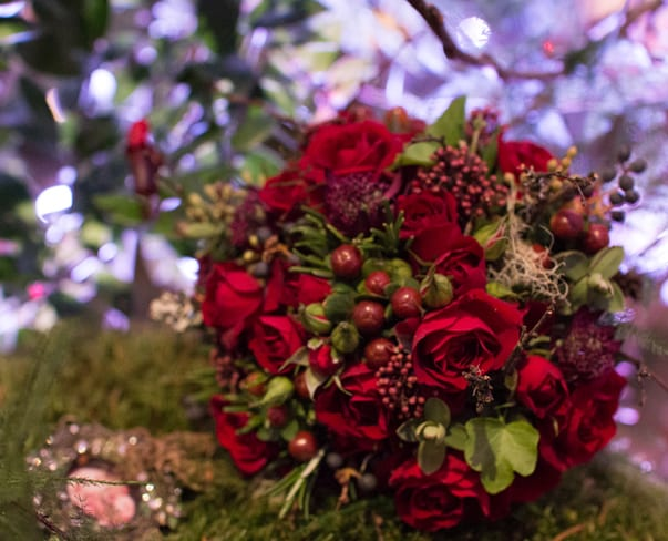 Wedding Wednesday : Zita Elze's Enchanted Woodland at the Aashni & Co Wedding Show