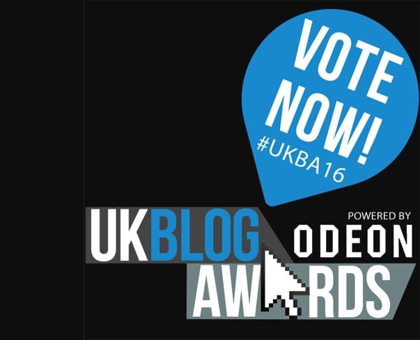 Wedding Wednesday : Flowerona is entered in the Individual Wedding category at the UK Blog Awards