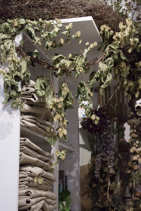 Catherine Muller Flower School London Garden Style Florist Course Flowerona-11