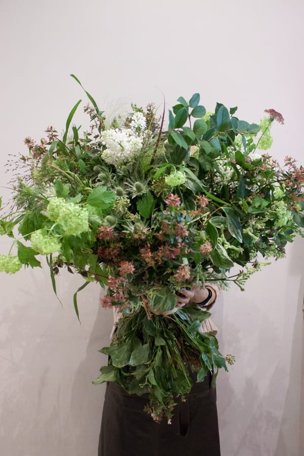 Catherine Muller Flower School London Garden Style Florist Course Flowerona-4