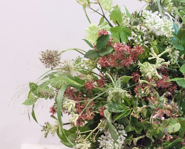 Florist Friday : Garden Style Florist Course at the Catherine Muller Flower School in London