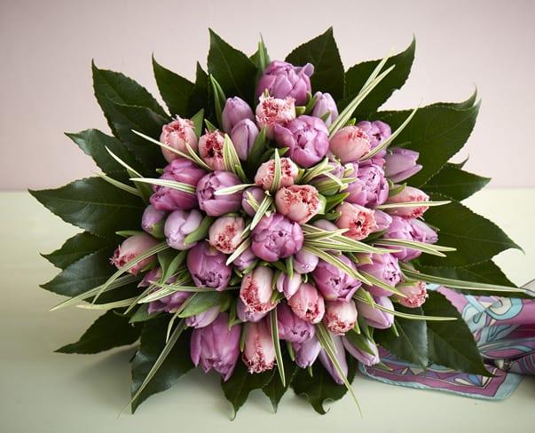 Valentine's Day 2016 : Tulip Bouquets