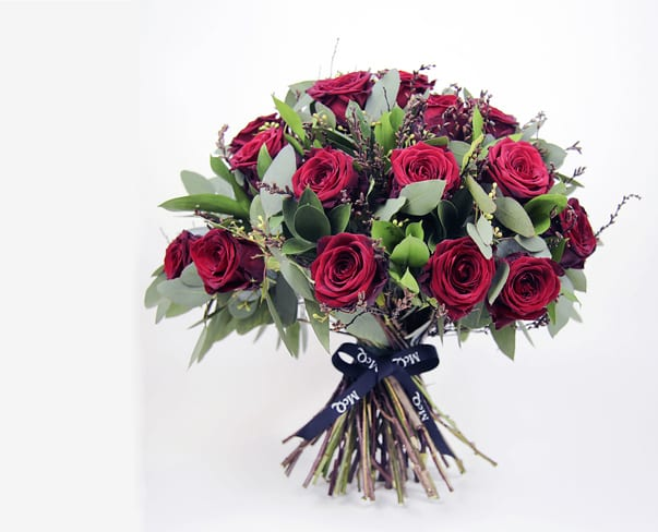 Valentine's Day 2016 : Red Rose Bouquets