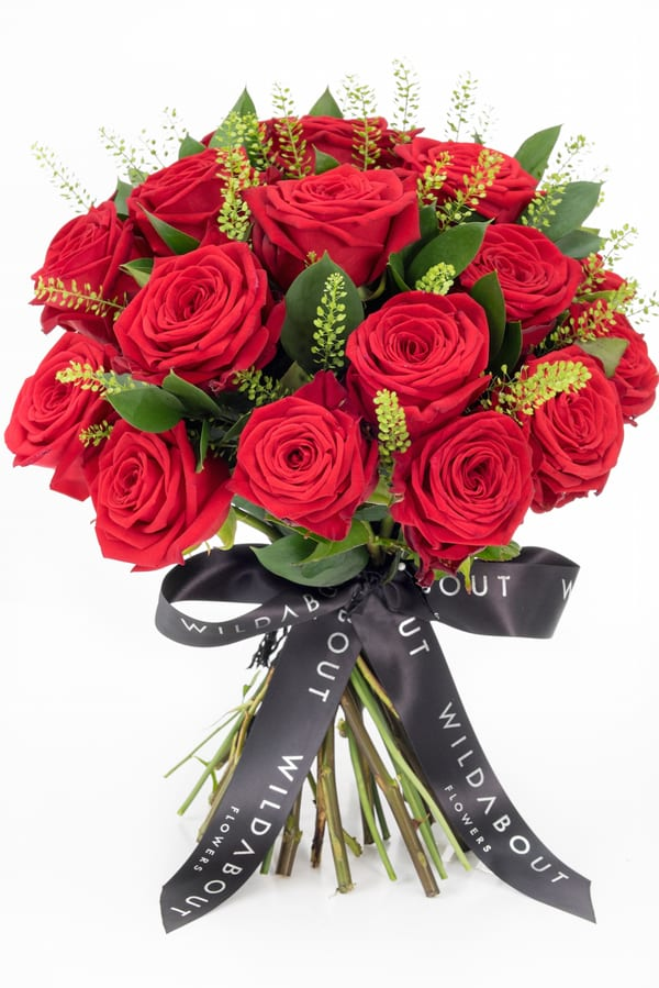 valentine's day 2016 : red rose bouquets | flowerona, Ideas