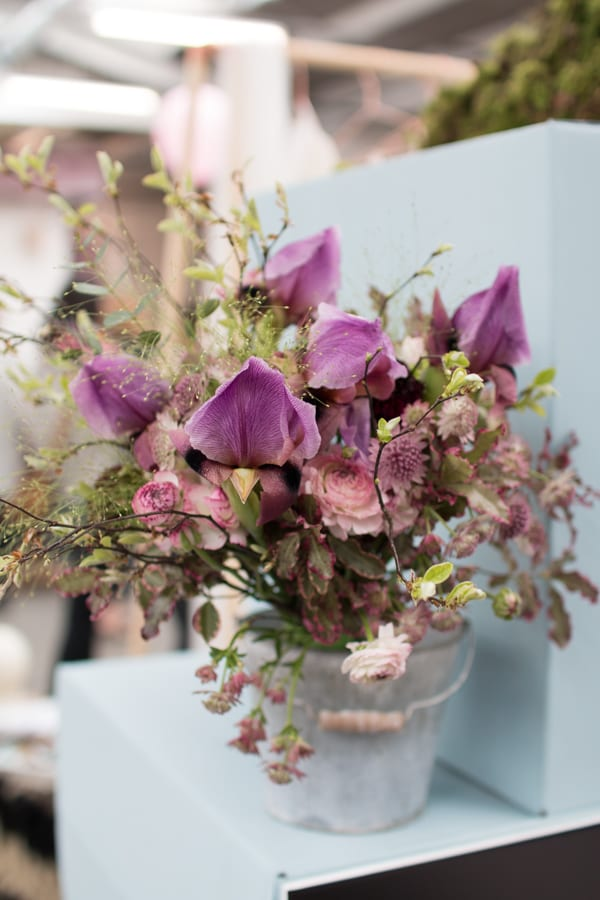 Electric Daisy Flower Farm A Most Curious Wedding Fair 2016 Flowerona-5
