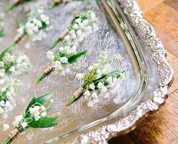 Wedding Wednesday : Flower Focus – Lily of the Valley