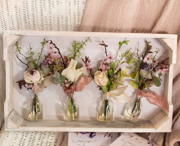 Wedding Wednesday : Vervain at A Most Curious Wedding Fair – March 2016