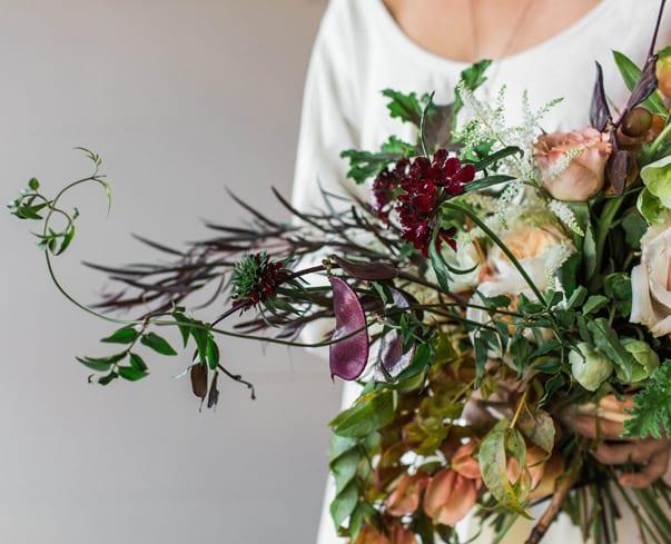 Florist Friday : Californian Garden Workshop – The Blue Carrot & Eothen