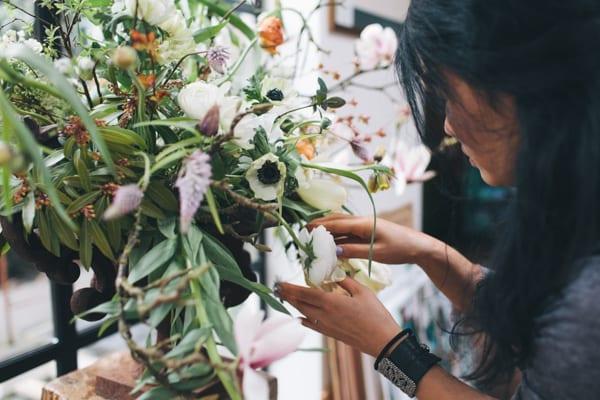 Florist Jo Flowers Photographer Joanna Millington Flowerona-8