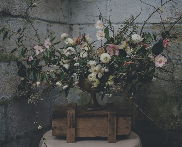 Flowerona Links : With spring blooms, posies & an elopement…