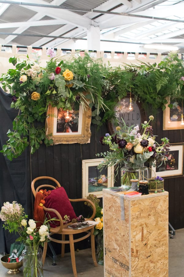 The Wild Fox A Most Curious Wedding Fair 2016 Flowerona-14