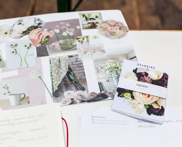 Branding for Florists Workshop | London | 13th Sep 2016