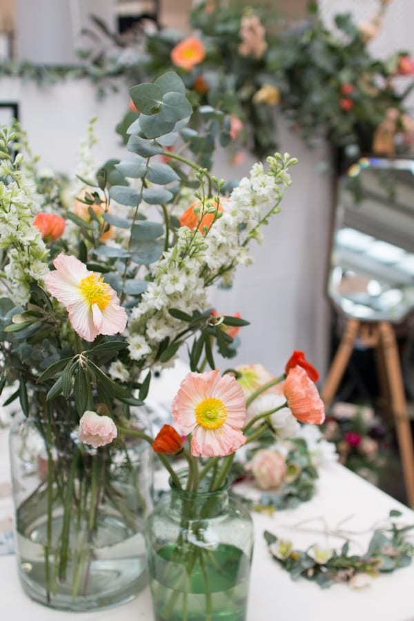 Ivy Pip & Rose A Most Curious Wedding Fair 2016 Flowerona-10