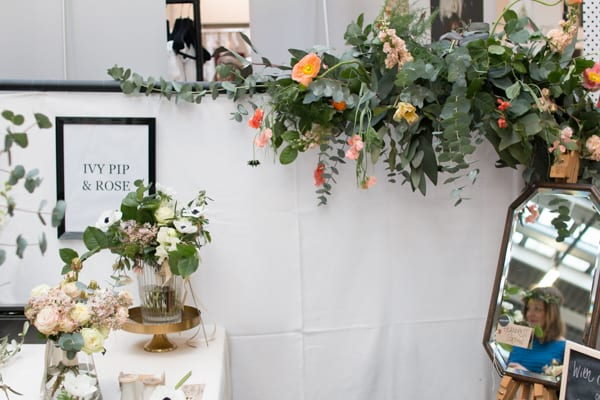 Ivy Pip & Rose A Most Curious Wedding Fair 2016 Flowerona-9