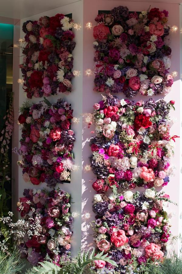 Liz Earle Chelsea in Bloom 2016 Carnivearle Flowerona-2