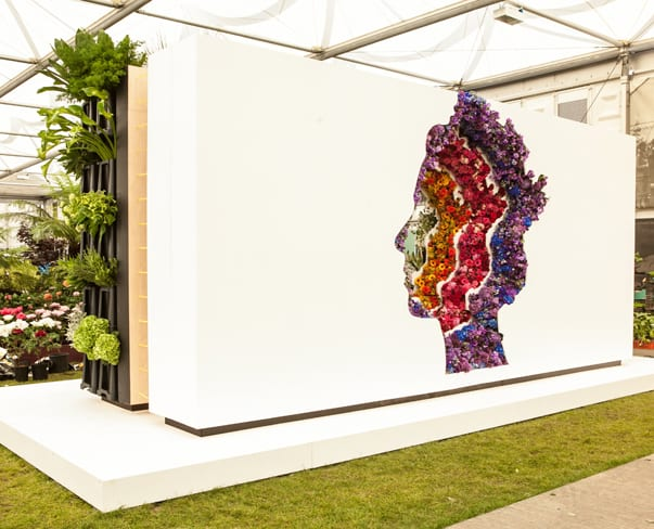 RHS Chelsea Flower Show 2016 | New Covent Garden Flower Market's Exhibit – Behind Every Great Florist : Part 1