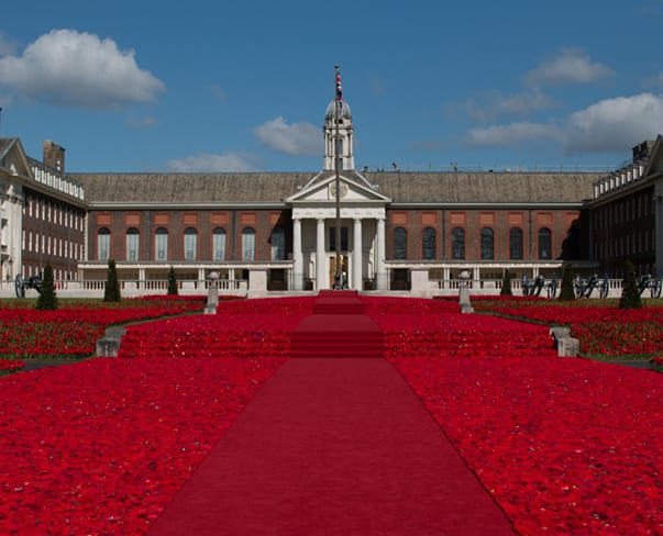 RHS Chelsea Flower Show 2016 | A Field of Poppies from The 5000 Poppies Project