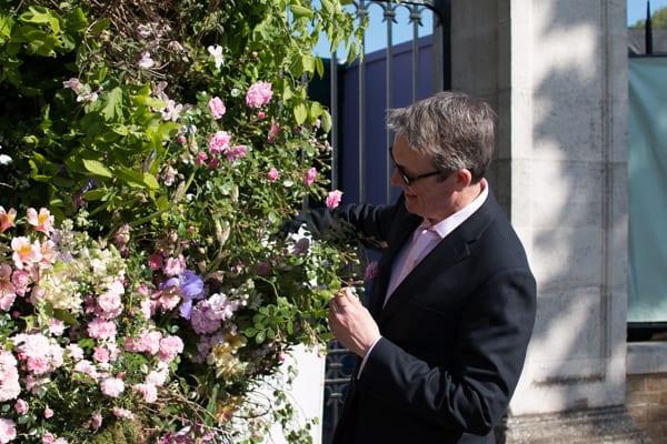 RHS Chelsea Flower Show 2016 Floral Arch Shane Connolly Flowerona-4