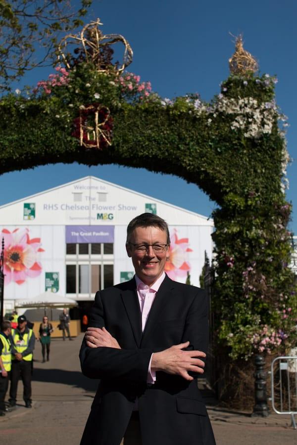 RHS Chelsea Flower Show 2016 Floral Arch Shane Connolly Flowerona-6