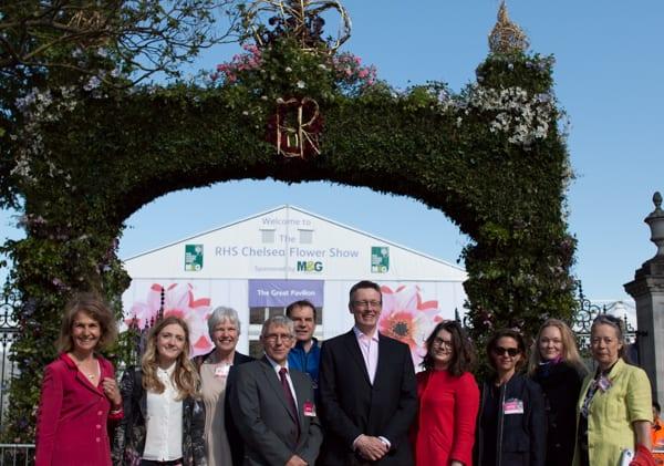 RHS Chelsea Flower Show 2016 Floral Arch Shane Connolly Flowerona-7