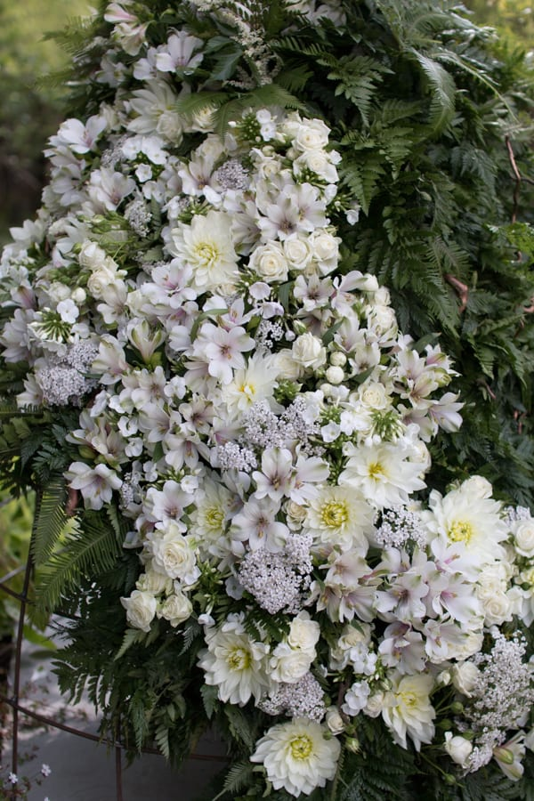 RHS Chelsea Flower Show 2016 Floral Dress Larry Walshe M&G Show Garden Flowerona-6