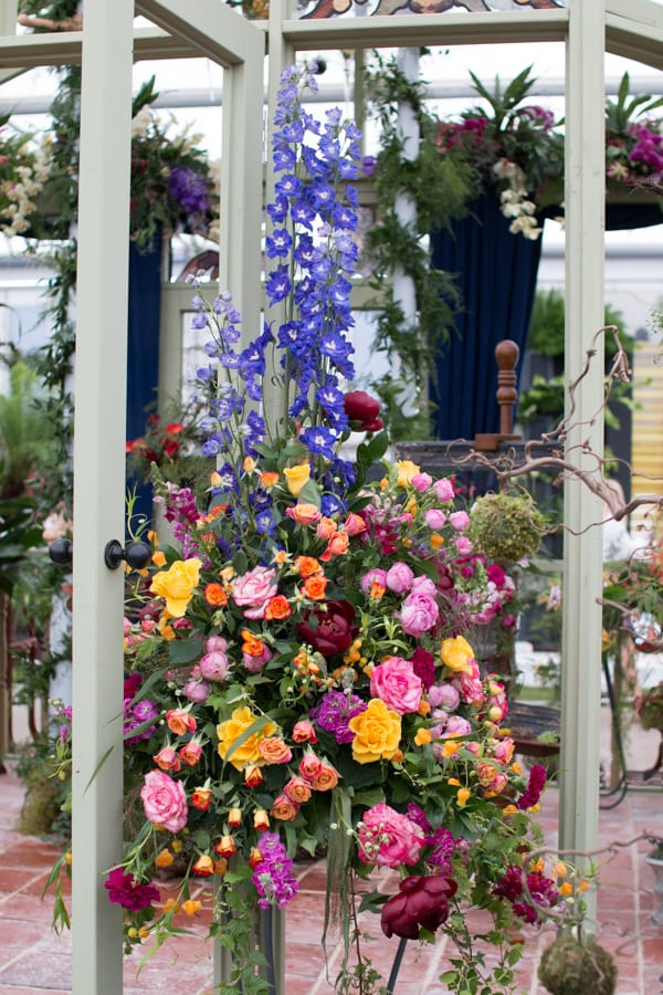 RHS Chelsea Flower Show 2016 NAFAS Three Counties and South Wales Area Flowerona-7