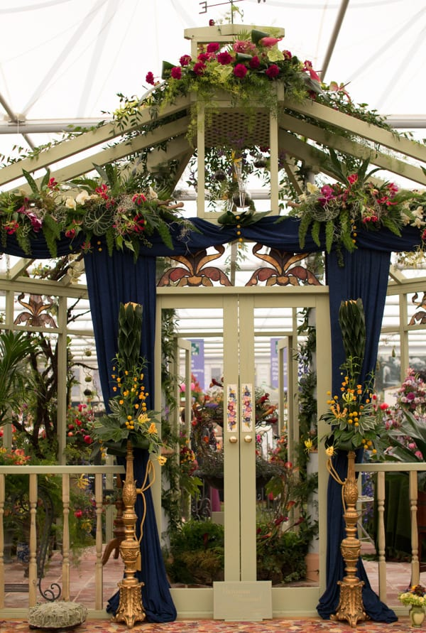 RHS Chelsea Flower Show 2016 NAFAS Three Counties and South Wales Area Flowerona-90