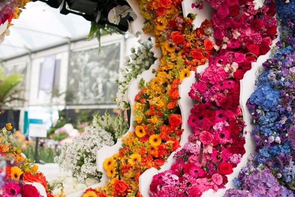 RHS Chelsea Flower Show 2016 New Covent Garden Flower Market Exhibit Flowerona-3