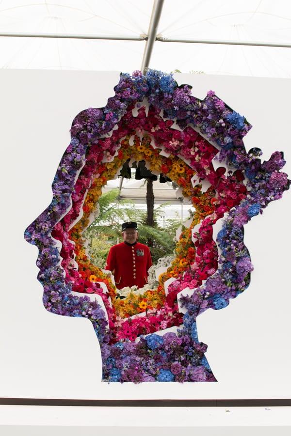 RHS Chelsea Flower Show 2016 New Covent Garden Flower Market Exhibit Flowerona-57