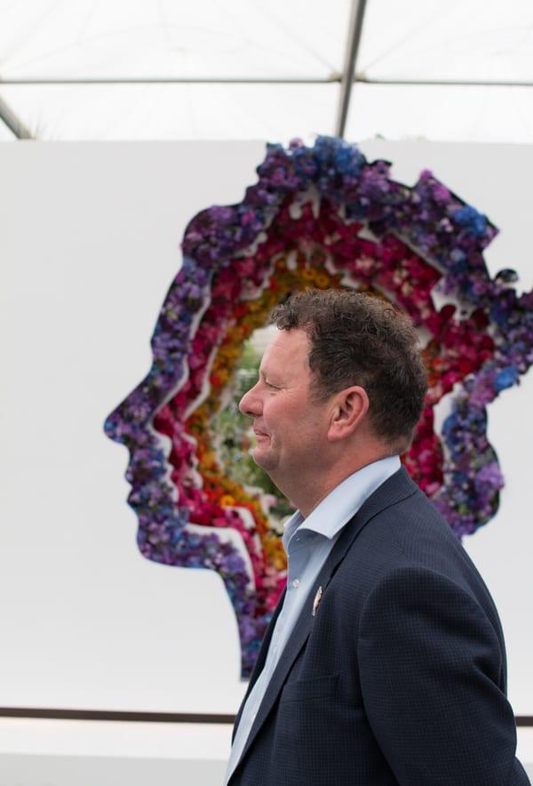RHS Chelsea Flower Show 2016 New Covent Garden Flower Market Exhibit Flowerona-63