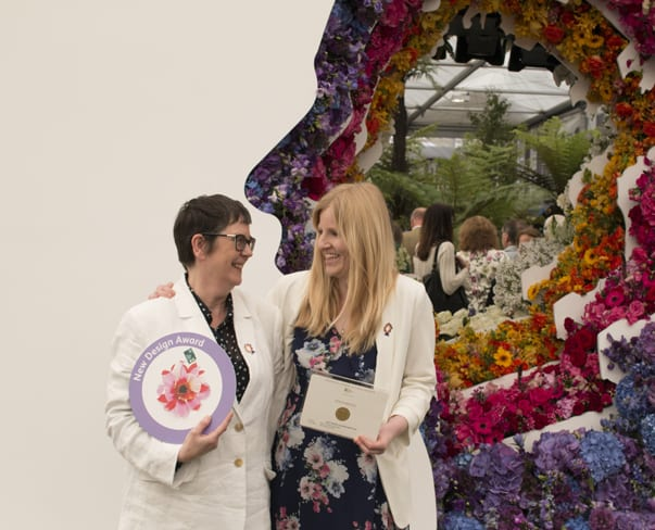 RHS Chelsea Flower Show 2016 | New Covent Garden Flower Market's Exhibit – Behind Every Great Florist : Part 3