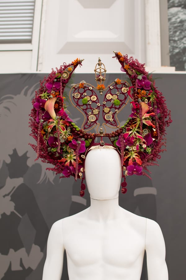 RHS Chelsea Flower Show 2016 RHS Young Chelsea Florist of the Year Competition Flowerona-4